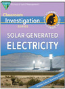 Solar Generated Electricity for Middle School